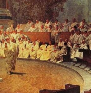 senato in riunione